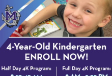We are Enrolling for 2020-21!
