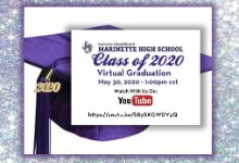 Historical Class of 2020 Graduation