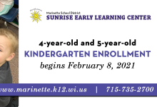 We Are Enrolling for 2021-22