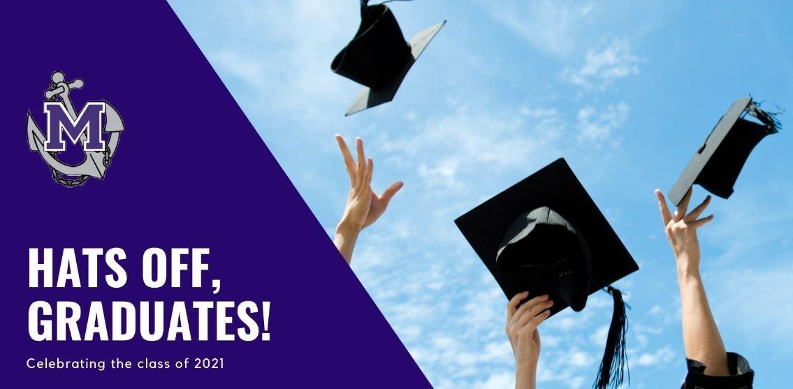 Hats Off, Graduates!