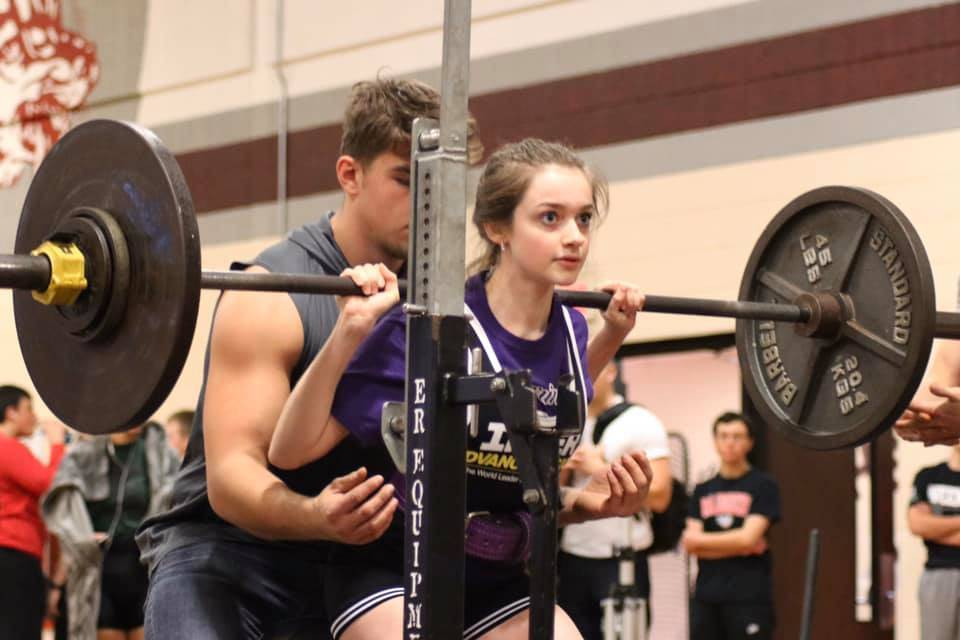 Student Powerlifting